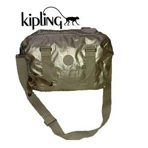 Kipling SILVER Purse!